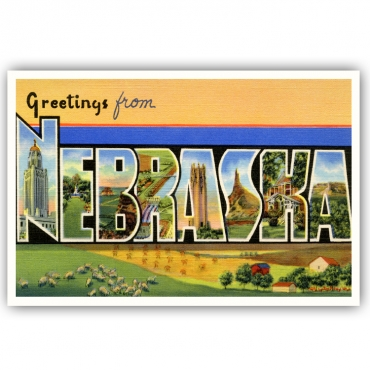 Greetings from Nebraska