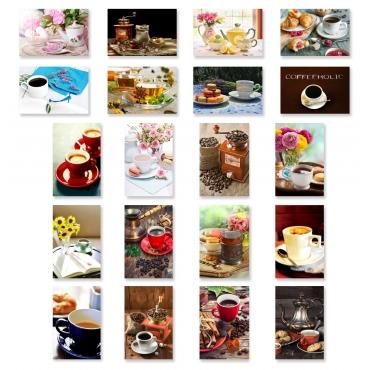Coffee and Tea Set of 20