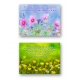 Victorian Flowers Note Cards Set of 10