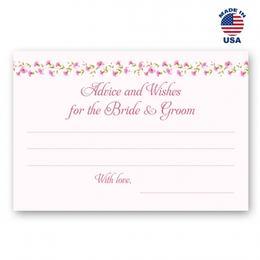 Advice for the Newlyweds Cards Set 1