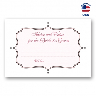 Advice for the Newlyweds Cards Set 4