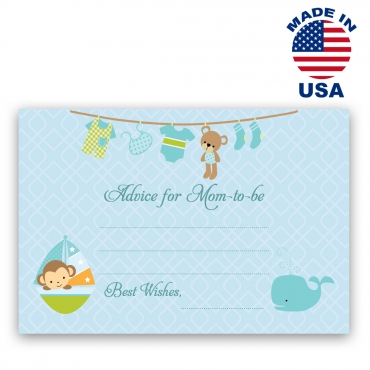 Advice for Mom-to-be Cards Set 2