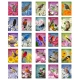 US State Birds and Flowers Set of 50