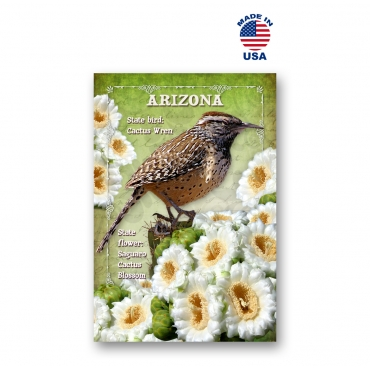 Arizona Bird & Flower Set of 20