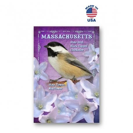 Maryland Bird & Flower Set of 20