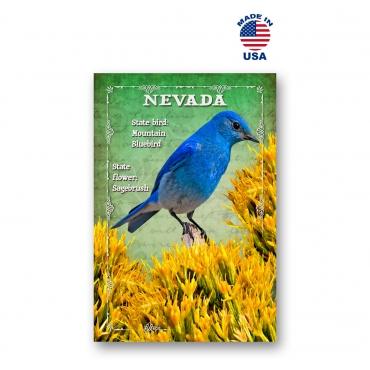 Nevada Bird & Flower Set of 20