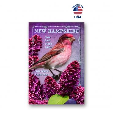 New Hampshire Bird & Flower Set of 20