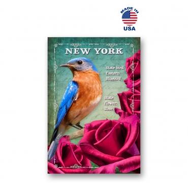 New York Bird & Flower Set of 20