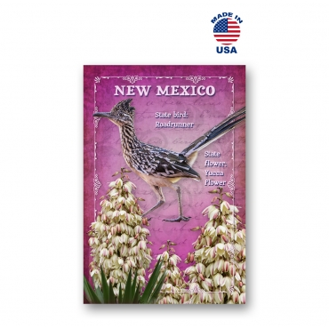 New Mexico Bird & Flower Set of 20