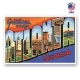 Greetings from Albany, New York Set of 20