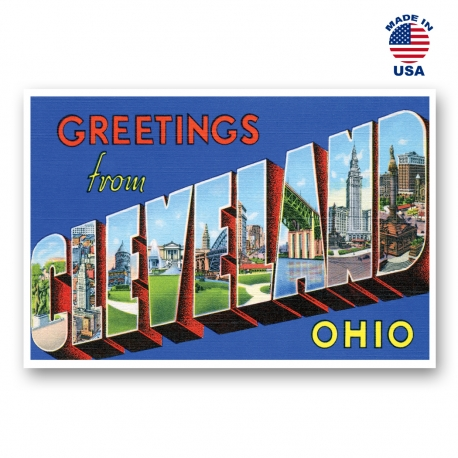 Greetings from Clearwater, Florida Set of 20