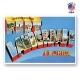 Greetings from Des Moines, Iowa Set of 20
