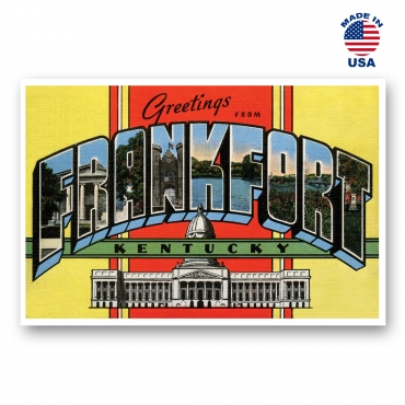 Greetings from Fort Worth, Texas Set of 20