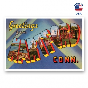 Greetings from Harrisburg, Pennsylvania Set of 20