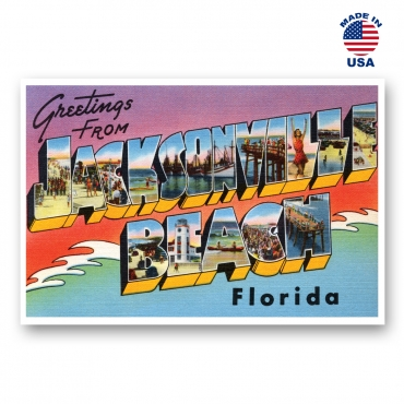 Greetings from Jackson, Mississippi Set of 20