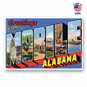 Greetings from Mesa, Arizona Set of 20