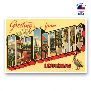 Greetings from Mobile, Alabama Set of 20