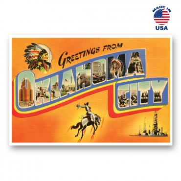 Greetings from Nashville, Tennessee Set of 20