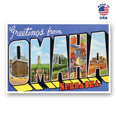 Greetings from Oakland, California Set of 20