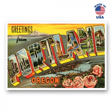 Greetings from Portland, Maine Set of 20