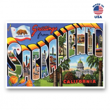 Greetings from Portland, Oregon Set of 20