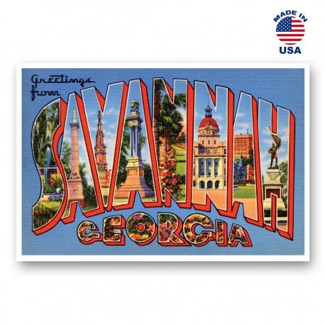 Greetings from Salem, Oregon Set of 20