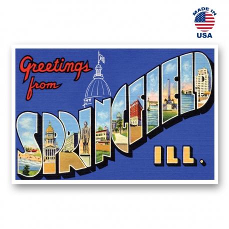 Greetings from Seattle, Washington Set of 20