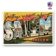 Greetings from Salem, Oregon Set of 20