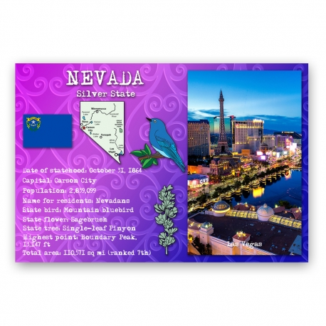Nevada state facts