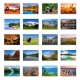 US National Parks Set of 62