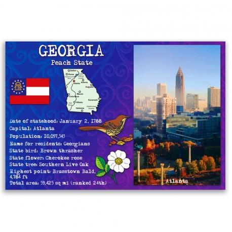 Georgia state facts