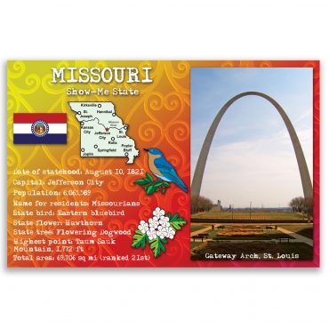 Missouri state facts