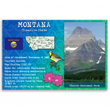 Montana state facts