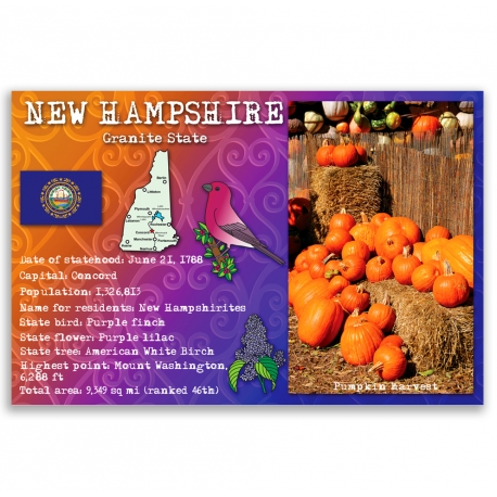 New Hampshire state facts