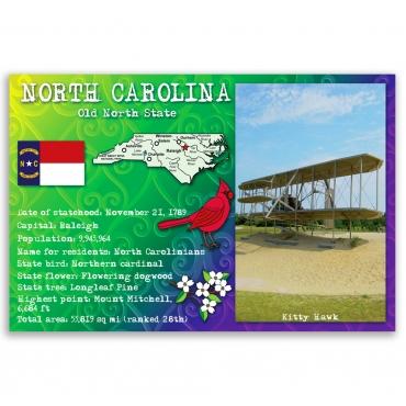 North Carolina state facts