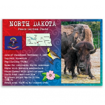 North Dakota state facts