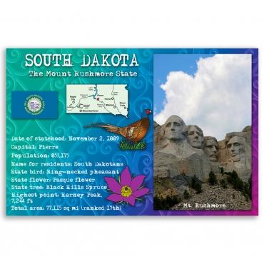 South Dakota state facts