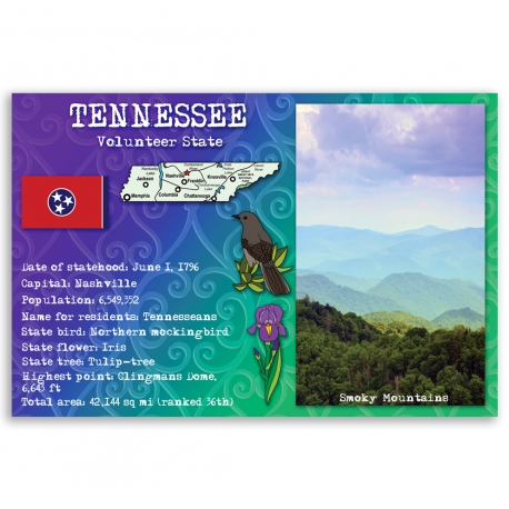 Tennessee state facts