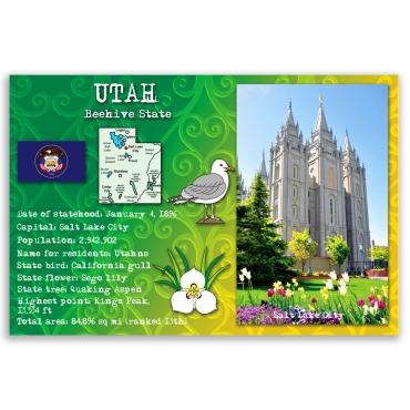 Utah state facts