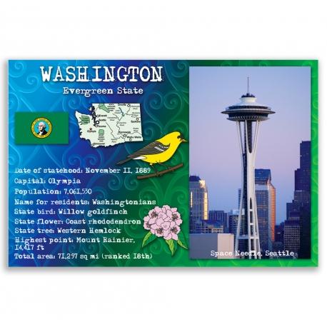 Washington state facts
