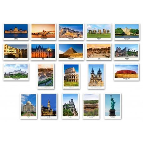 UNESCO Set of 10